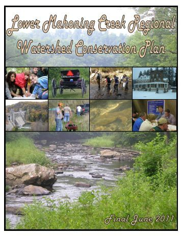 Lower Mahoning Creek Watershed Conservation Plan - Western ...