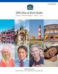 2009 Atlas & Hotel Guide - Best Western