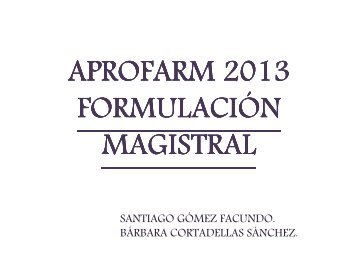 8-VETERINARIA FORUM 2013m - Aprofarm