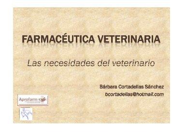veterinaria - Aprofarm