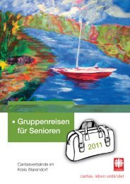 10-1219 Senioren Inhalt 2011_Inhalt 2006 - Caritas Warendorf