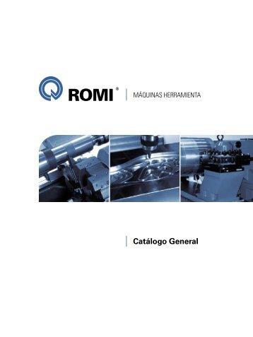 Catálogo General - Romi