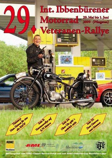 Int. Ibbenbürener Motorrad Veteranen-Rallye - gm-press