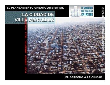 Planeamiento urbano susceptible, el Catastro multifinalitario y el ...