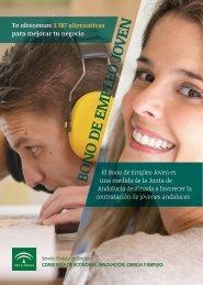 Folleto informativo - Junta de Andalucía