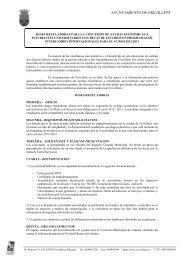 Ayudas estudios en extranjero - Ayuntamiento de Crevillent