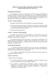 Sobre Vehículos de Tracción Mecánica - Ayuntamiento de Palencia