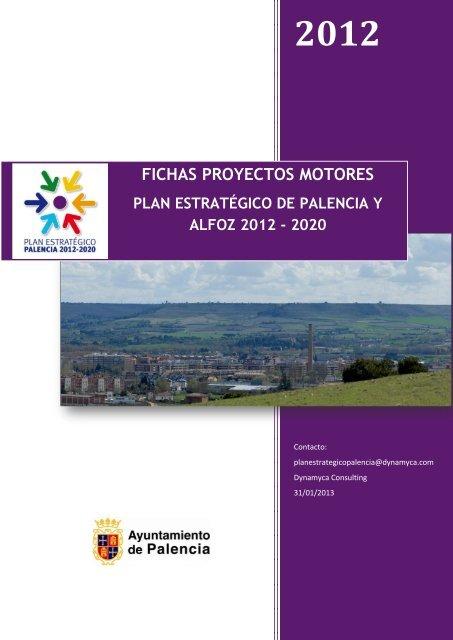 fichas de los proyectos motores del plan estratégico - Ayuntamiento ...
