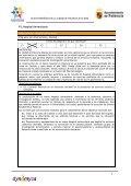 fichas de los proyectos motores del plan estratégico - Ayuntamiento ... - Page 7