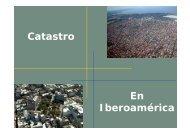 Catastro En Iberoamérica - CPCI