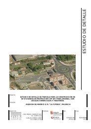 ESTUDIO DE DETALLE - Ayuntamiento de Palencia