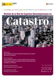 Nº 4 Revista Digital de la REI en Catastro - CPCI