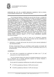 Acta5) 16 de mayo de 2013 - Ayuntamiento de Palencia