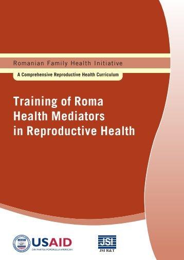 Training of Roma Health Mediators in Reproductive Health