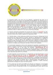 Inscrita en el Registro Nacional de Asociaciones del ... - VigiaS