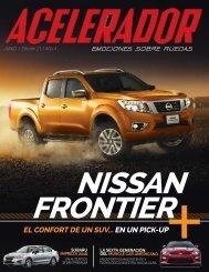 Revista Acelerador - Edición Junio 2015