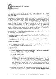 15 Acta 18 abril - Ayuntamiento de Palencia