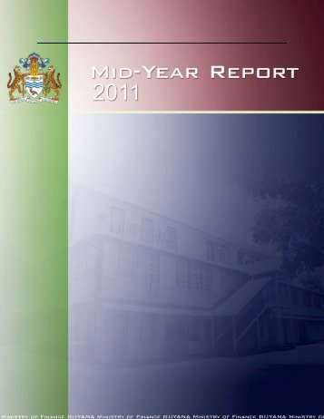 Mid Year 2011 - Guyana News and Information