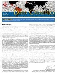 Descargar DATA CATASTRO Edición No. 3 - CPCI