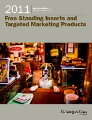 Free Standing Inserts and Targeted Marketing Products - New York ...