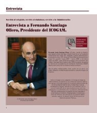 Entrevista presidente GANVAM - Ilustre Colegio Oficial de Gestores ...