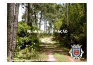 Municipality of MAÇÃO