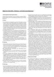 Allgemeine Geschäfts-, Zahlungs- und Lieferungsbedingungen