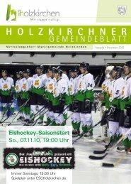 November 2010 - Holzkirchen