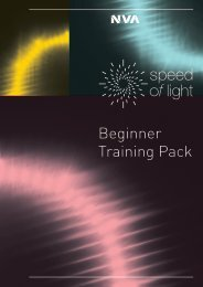 Beginner Training Pack - Speed of Light