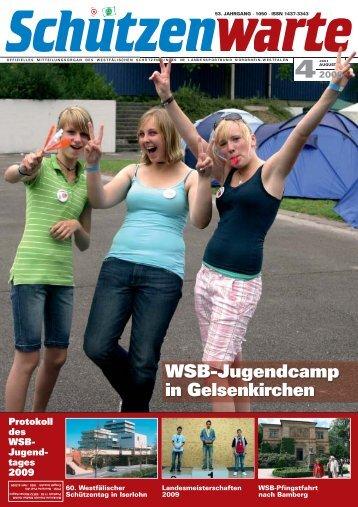 WSB-Jugendcamp in Gelsenkirchen - Schützenwarte - WSB