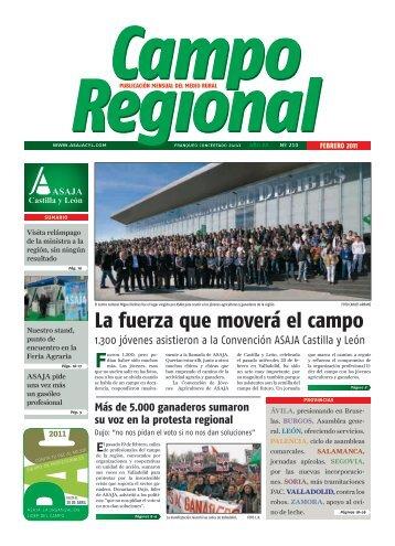 Jóvenes: la fuerza que moverá el campo - ASAJA Castilla y León