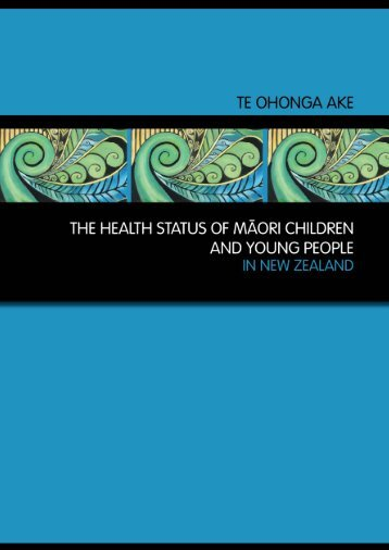 Health Status of Maori Children and Young People in New Zealand