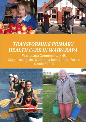 Wairarapa Community PHO EOI - New Zealand Doctor