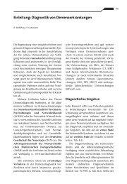 Einleitung: Diagnostik von Demenzerkrankungen