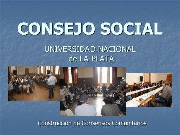 UNLP - Universidad Nacional de Cuyo