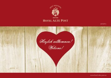 www.hotel-alte-post.at 2010/11