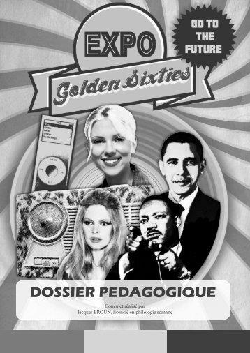 Version noir et blanc ici - Expo Golden Sixties