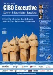 Summit & Roundtable, Barcelona - iaitg