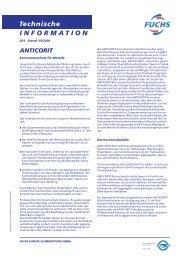 Anticorit_FTI_401 Allgemein - Prolytik Schmierstoffe