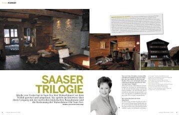 saaser trilogie - Dr. Stange Group