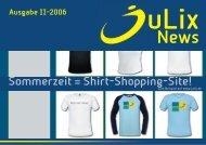Sommerzeit = Shirt-Shopping-Site! - Junge Liberale Sachsen-Anhalt