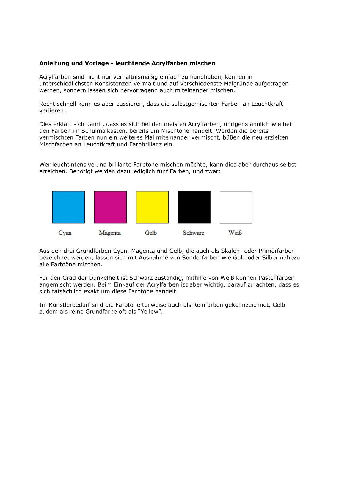 Acrylfarben mischen abstrakte aquarell hintergrund von acrylfarben und mischen acryl textur - Wandfarben selber mischen tabelle ...