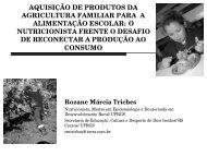 alimentar - REBRAE - Rede Brasileira de Alimentação e Nutrição do ...