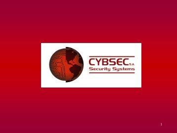 Claves de la Seguridad Informática Temario - Cybsec