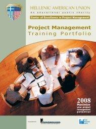 2008 Training Curriculum - HAU Conferences - Hellenic American ...