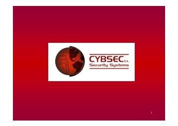 Gestión de la Seguridad Informática - Cybsec