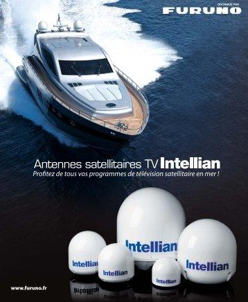 Les antennes Intellian - Furuno