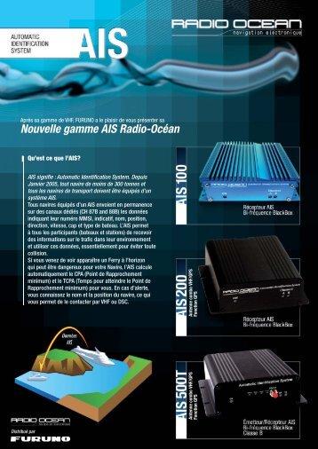 Nouvelle gamme AIS Radio-Océan - Furuno