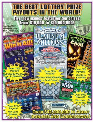 how to win - Massachusetts Lottery