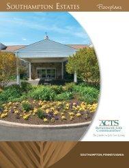 southampton estates - ACTS Retirement